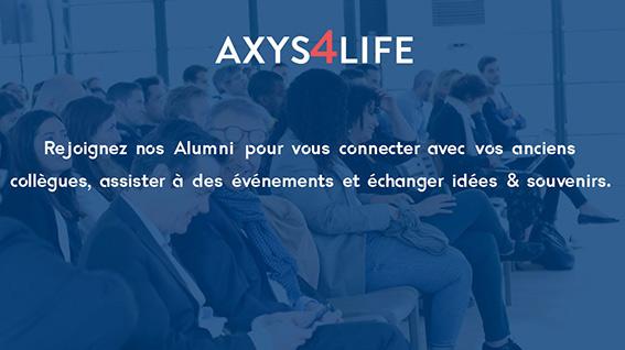 Rejoignez nos alumni