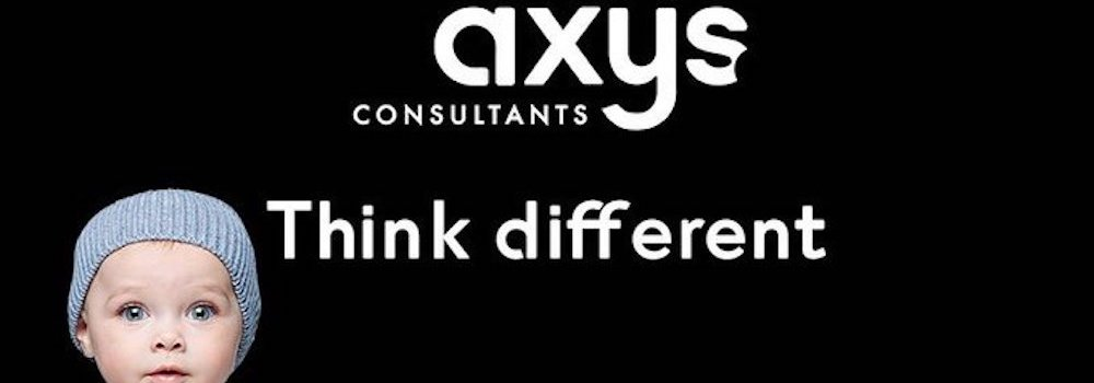 axys consultants think different
