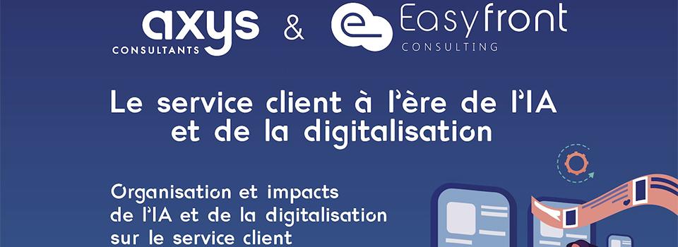 Livre Blanc iA et Service Client