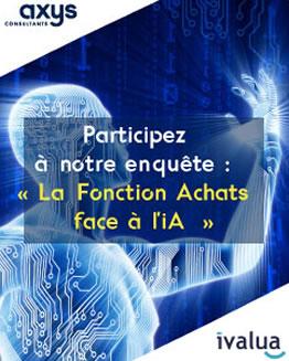 La fonction Achats face à l'IA