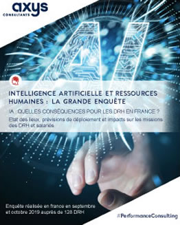 Intelligence artificielle et Ressources Humaines