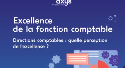 Infographie visuel excellence comptable