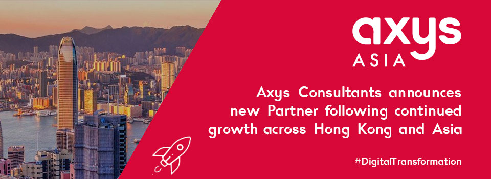 Axys Asia new Partner