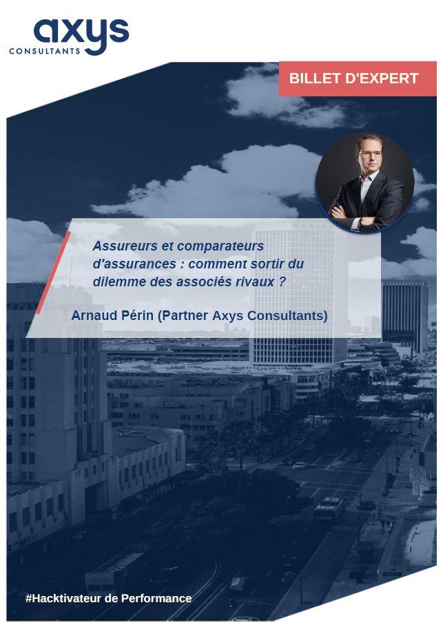assureurs et comparateurs, dilemme des associés rivaux