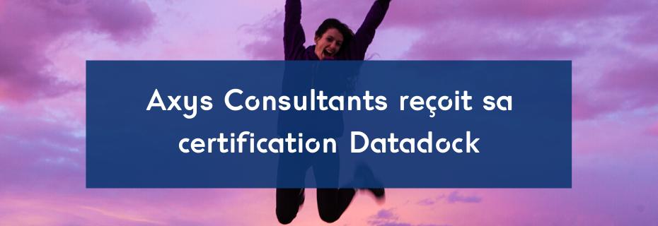 visuel certification datadock
