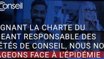la charte du dirigeant responsable des sociétés de conseil