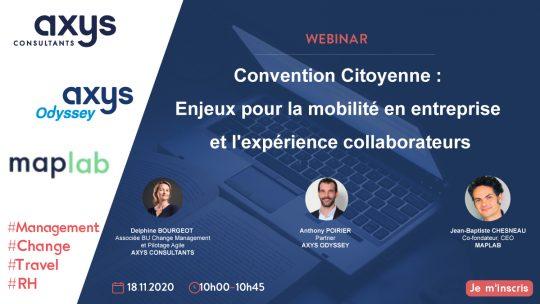 Webinar Convention Citoyenne