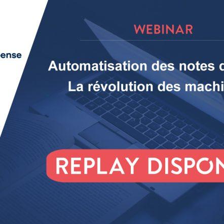 Automatisation des notes de frais : La révolution des machines ?