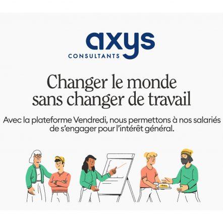 Vendredi association Axys Consultants