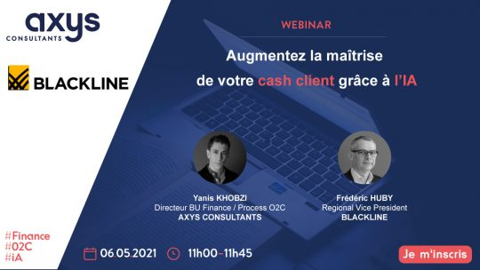 Webinar Axys Consultants Blackline Cash Application