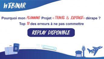 Replay webinar Travel & Expense