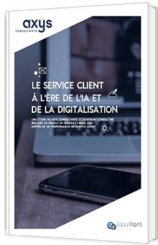 mockup livre blanc service client