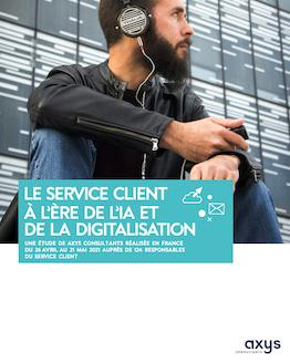Le service client à l'ère de l'IA et de la digitalisation